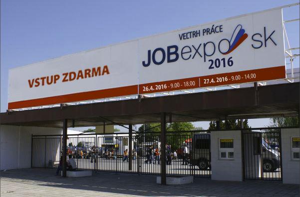 JOBexpo 2016