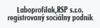 Laboprofilak,RSP s.r.o.registrovaný sociálny podniki