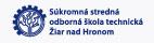 Súkromná stredná odborná škola technická Žiar nad Hronom